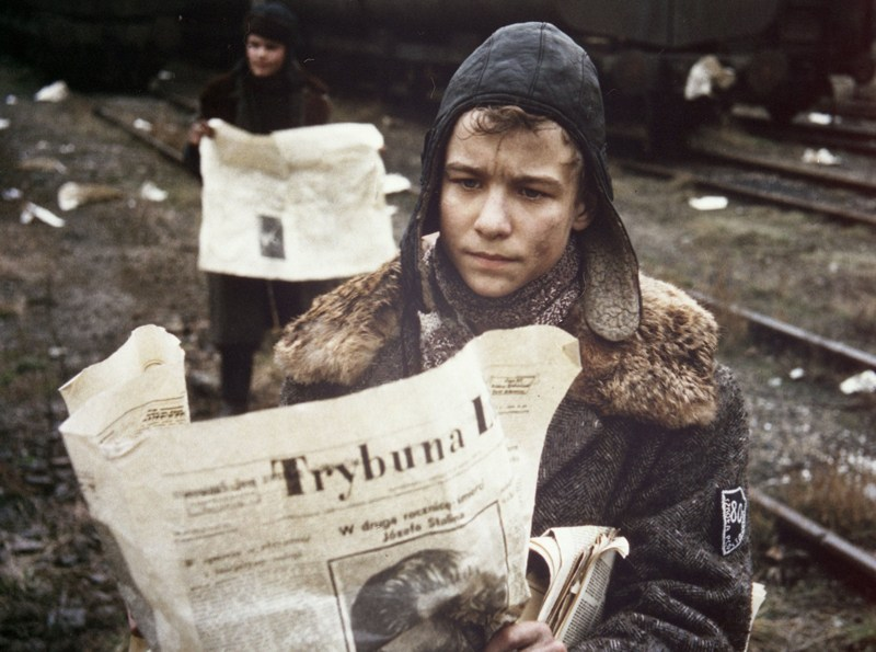 Shivers (1981) directed by Wojciech Marczewski